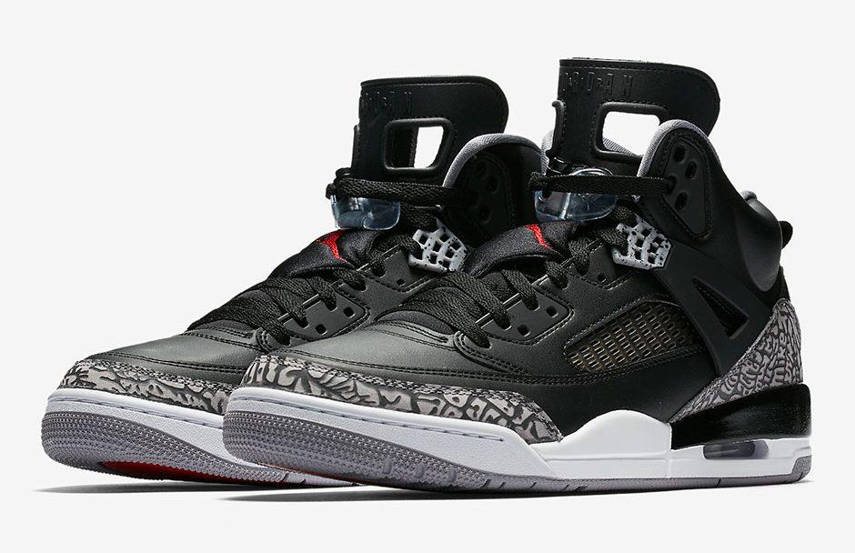 mens air jordan spizike off court shoes
