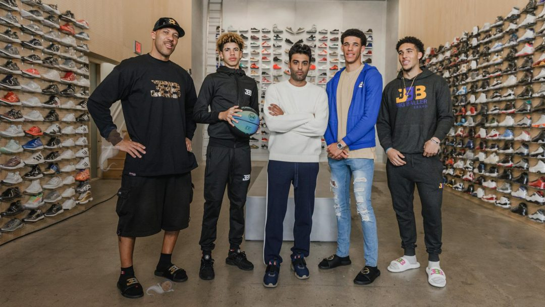 liangelo ball - photo #30