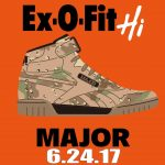 MAJOR DC Has a Camo Reebok Ex-O-Fit Hi Coming This Weekend