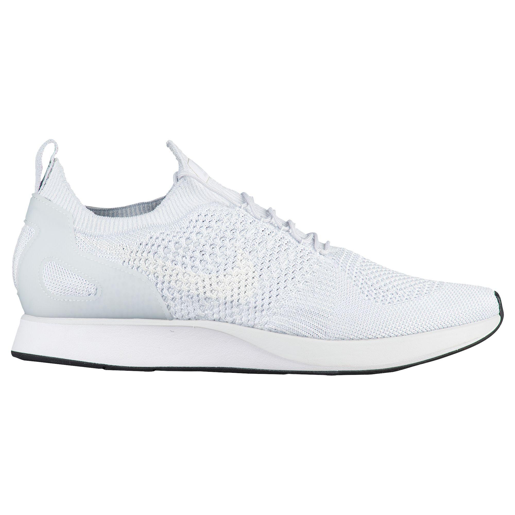 Nike Coureur Flyknit Mariah Doga Blanc sortie d'usine rabais rPVlr