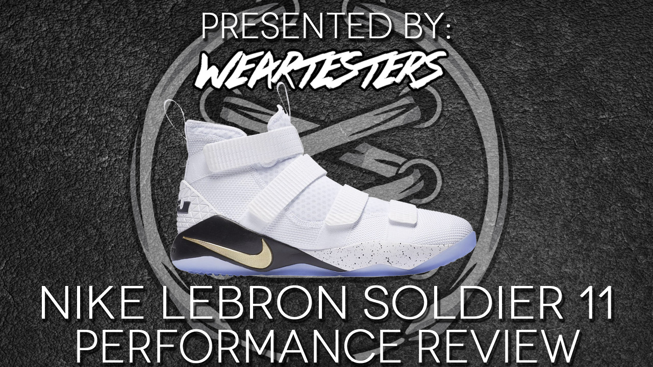 lowest price 9ac29 a94c7 Nike LeBron Soldier 11 Performance Review - WearTesters