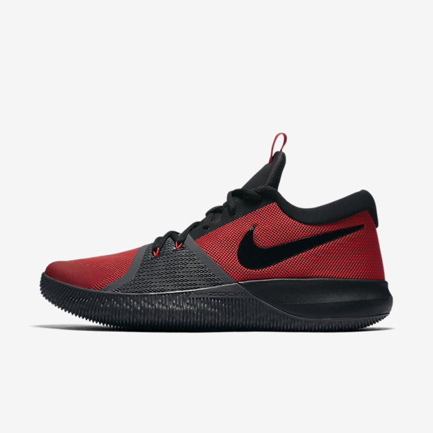 Nike Zoom Hyperfuse Basketball Shoes Red
