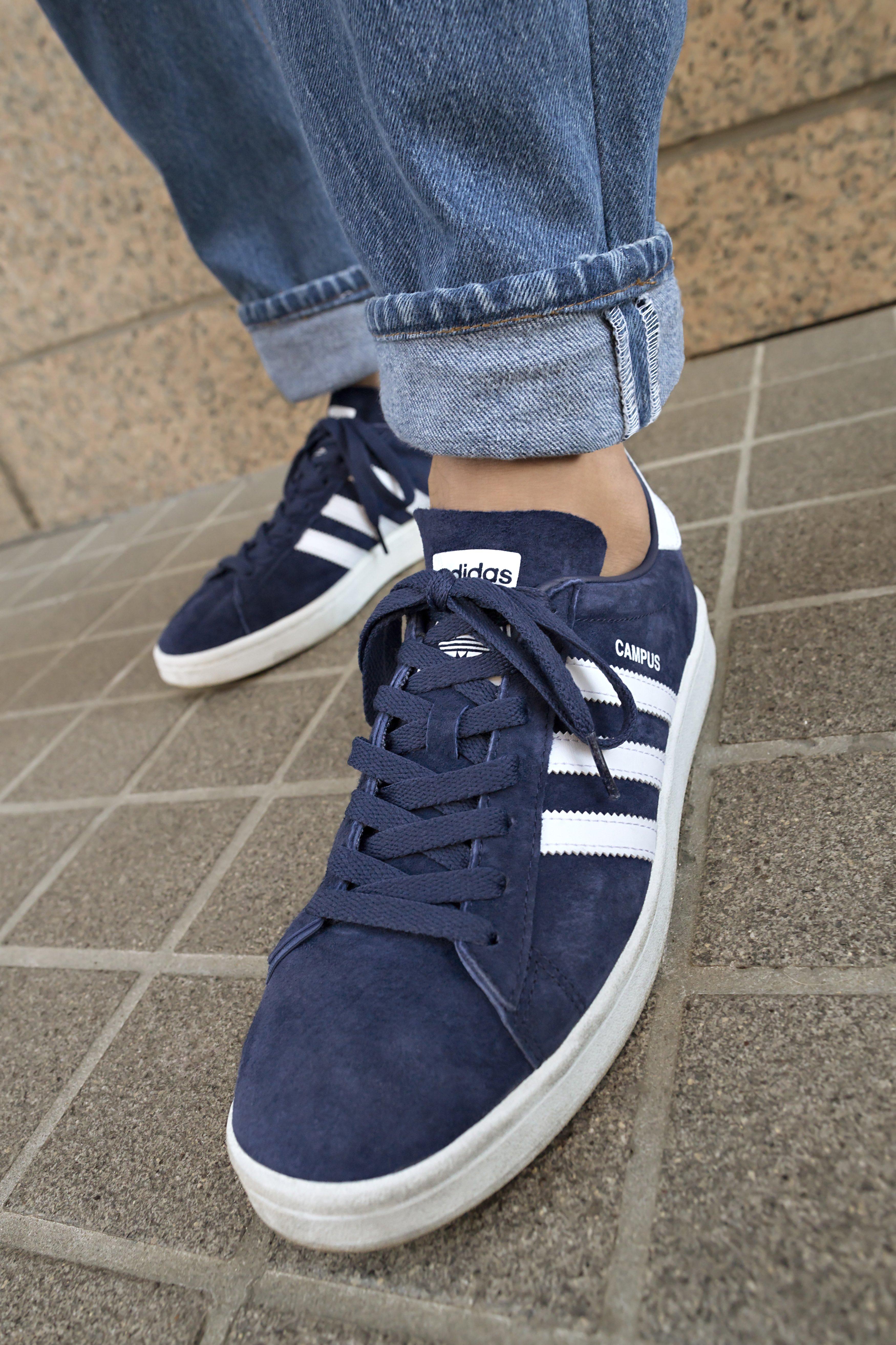 Adidas Campus Blue