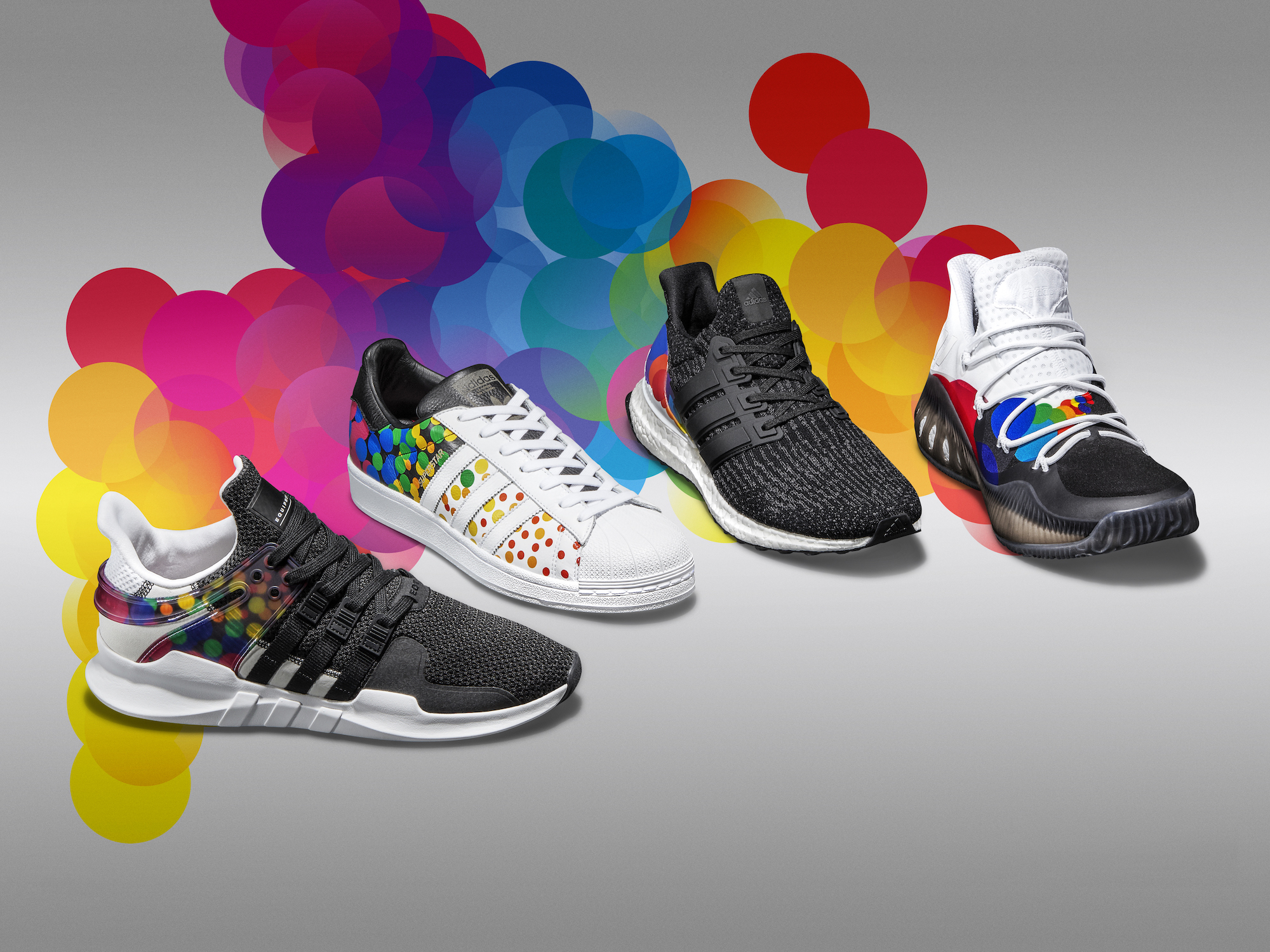 adidas Unveils Pride Pack and Backs the