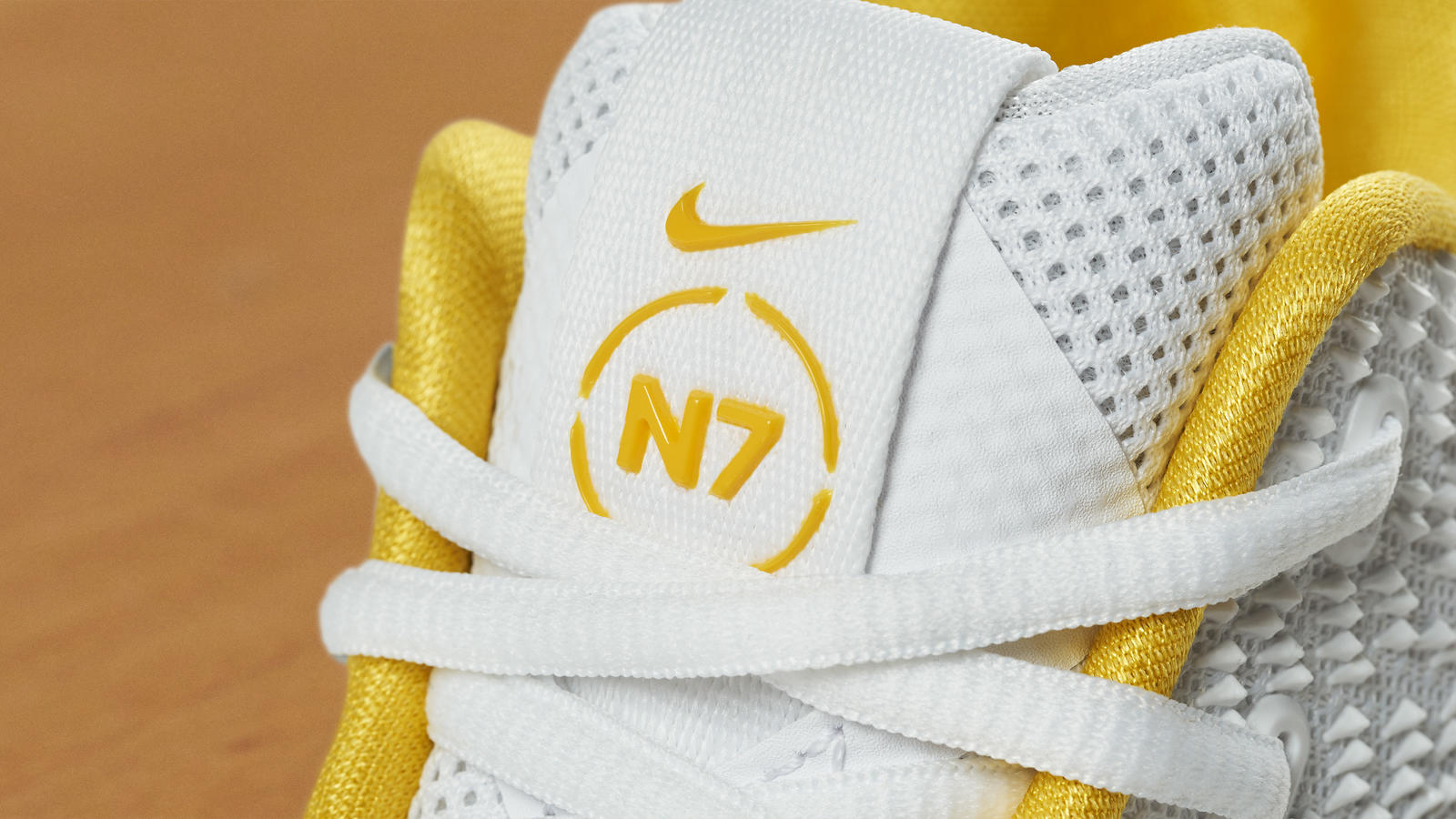 huge selection of 7a061 a2792 Nike Unveils the Kyrie 3 N7 - WearTesters