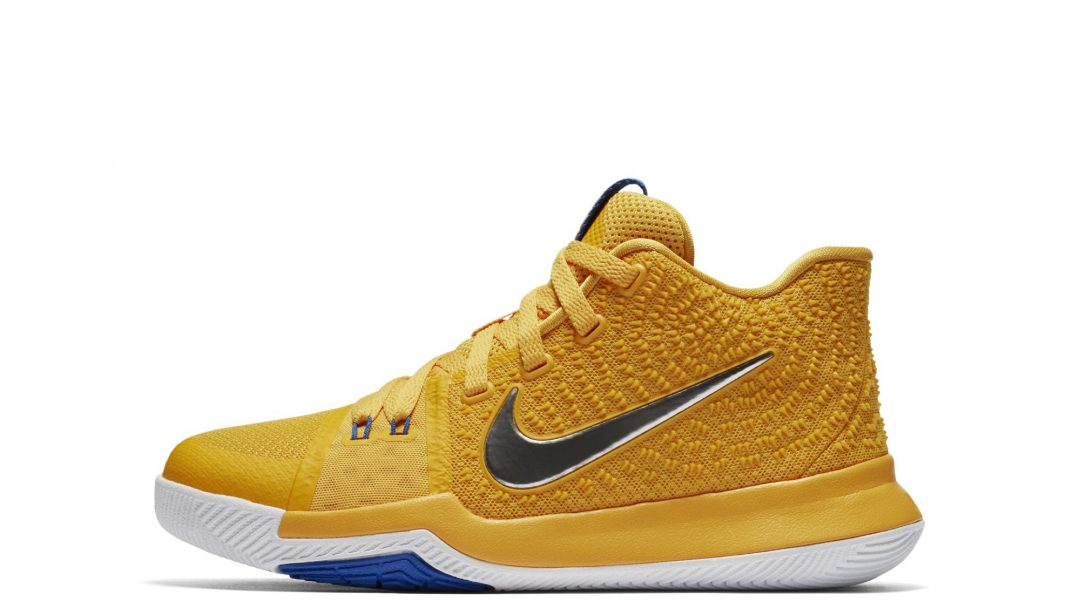 kyrie 3 gold
