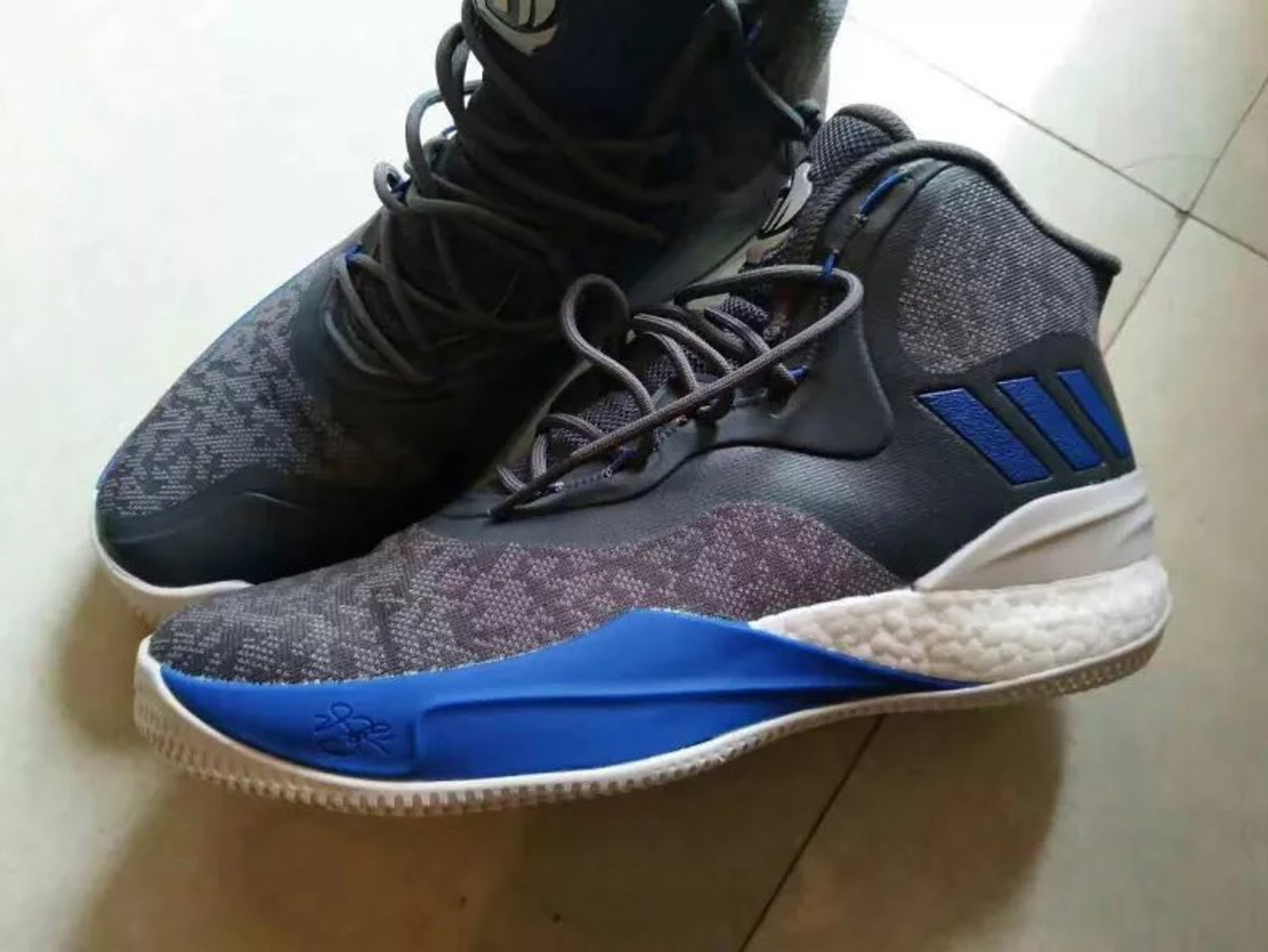 What Could Be the adidas D Rose 8 Surfaces Online WearTesters