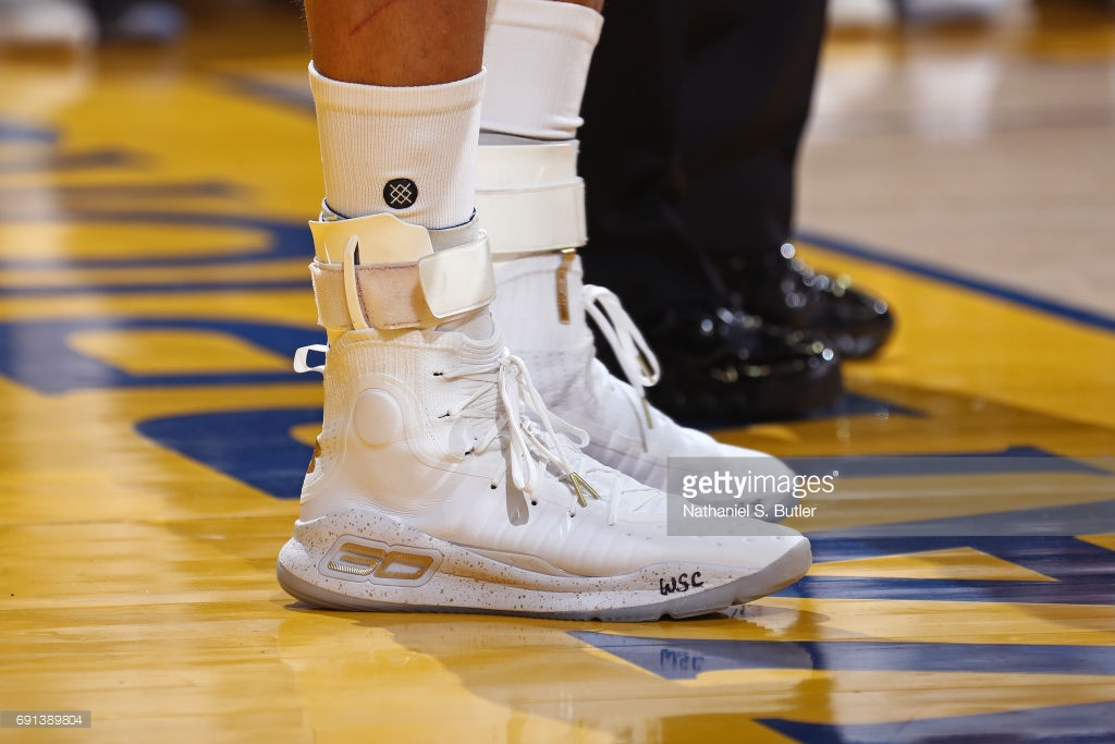 Steph Unveils When the Under Armour Curry 4 Will Hit ...