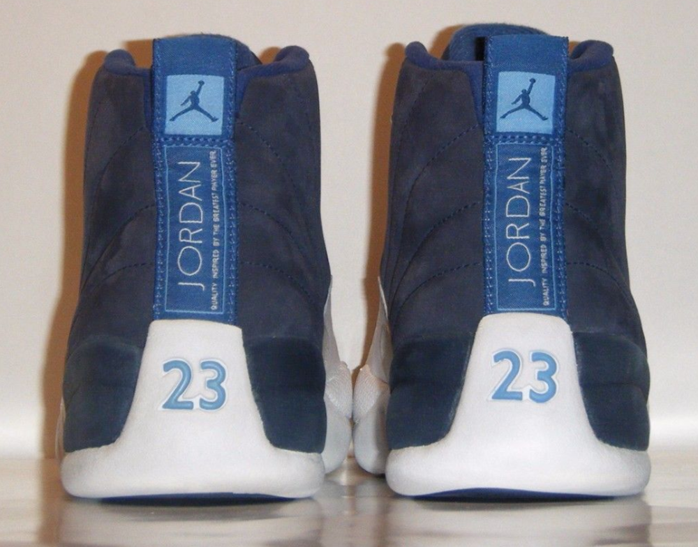 Nubuck Obsidian Air Jordan 12s Were Almost A Thing Weartesters
