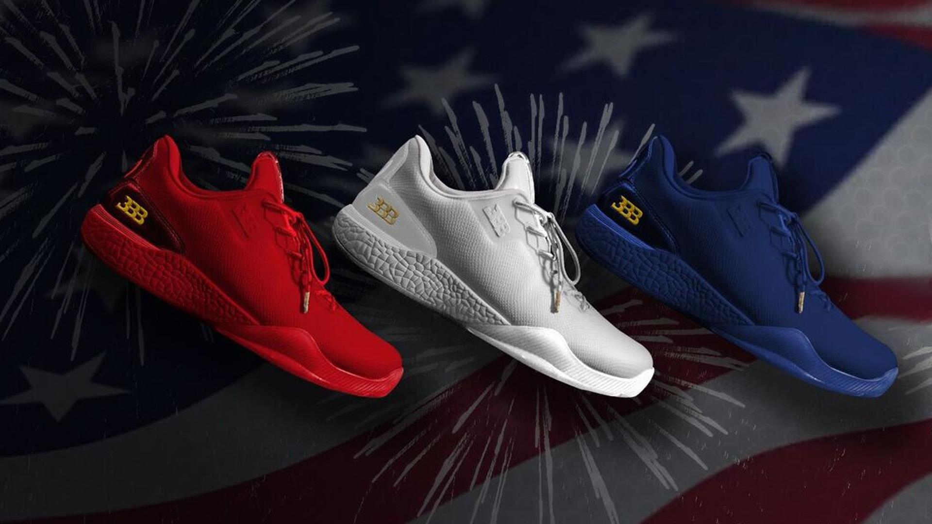 Big Baller Brand Shoe Sales