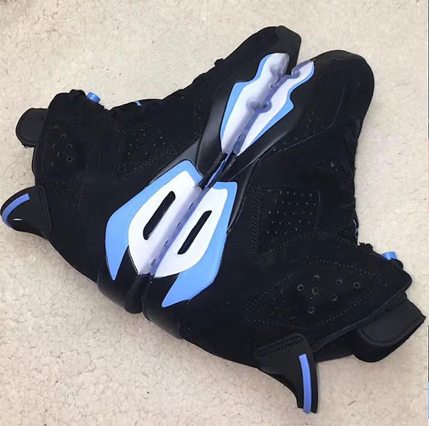 new styles 7fe3f 3ba9b Find Out When the Air Jordan 6 'UNC' Will Release - WearTesters