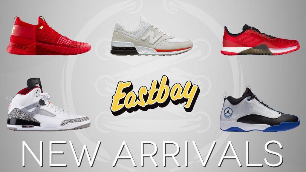 new product 641a5 422e8 New Arrivals: adidas Crazytrain Boost, Jumpman Pro Quick ...