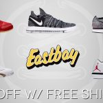 Save 20% Off with Free Shipping Now at Eastbay
