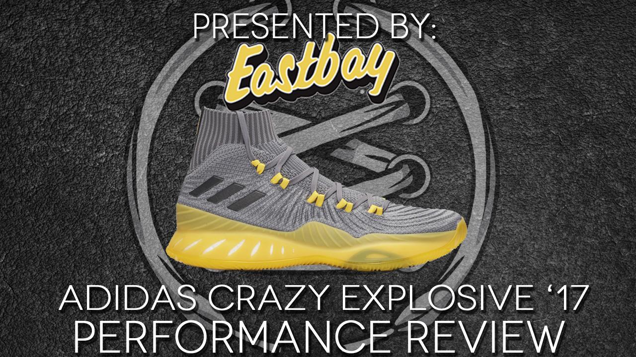 Adidas Crazy Explosive Performance Review