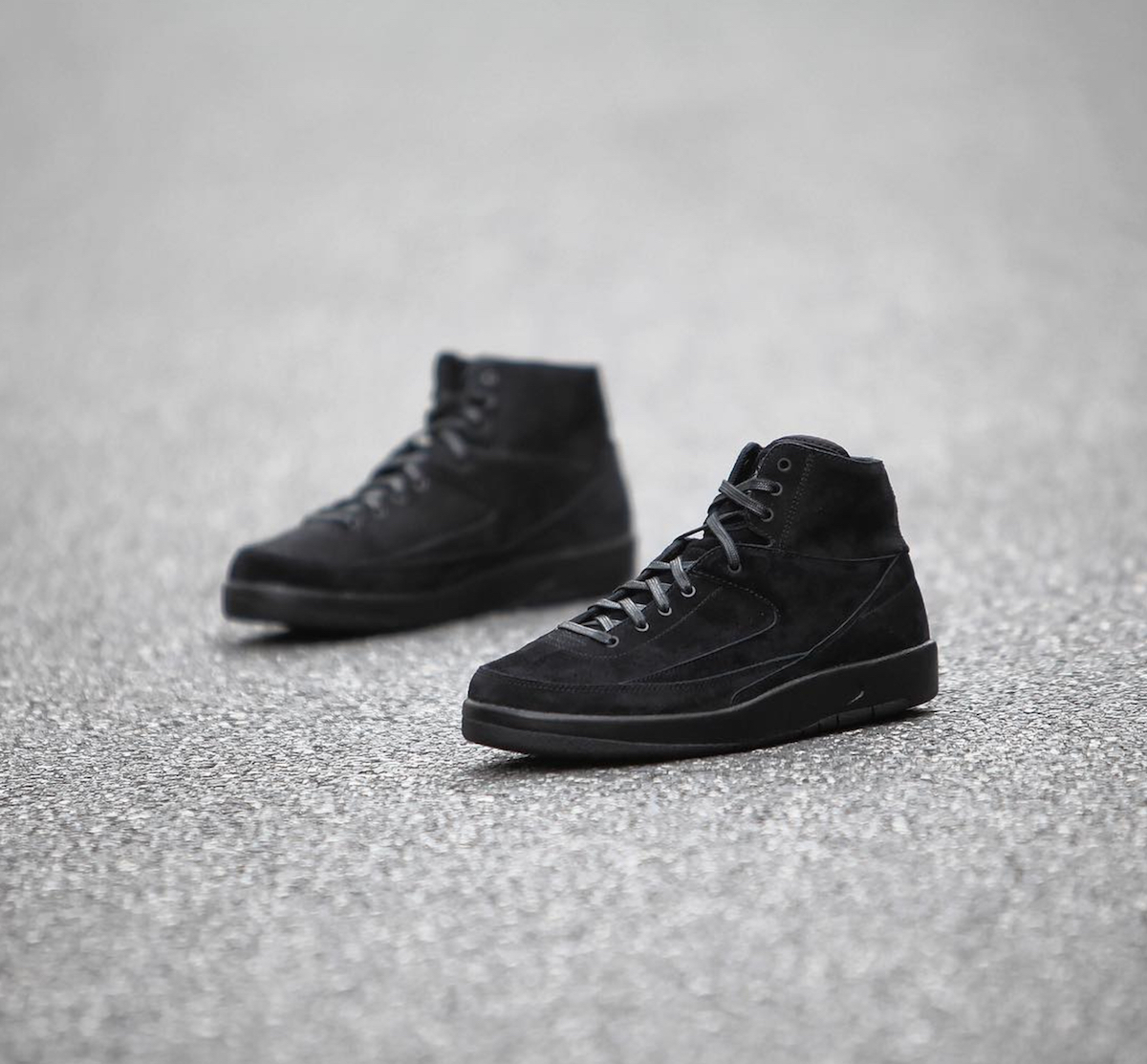 wholesale dealer cda78 08878 Up Close and Personal with the Air Jordan II Decon - WearTesters
