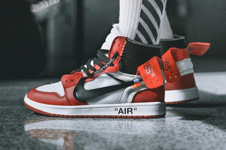 The Off-White Air Jordan 1 Gets a