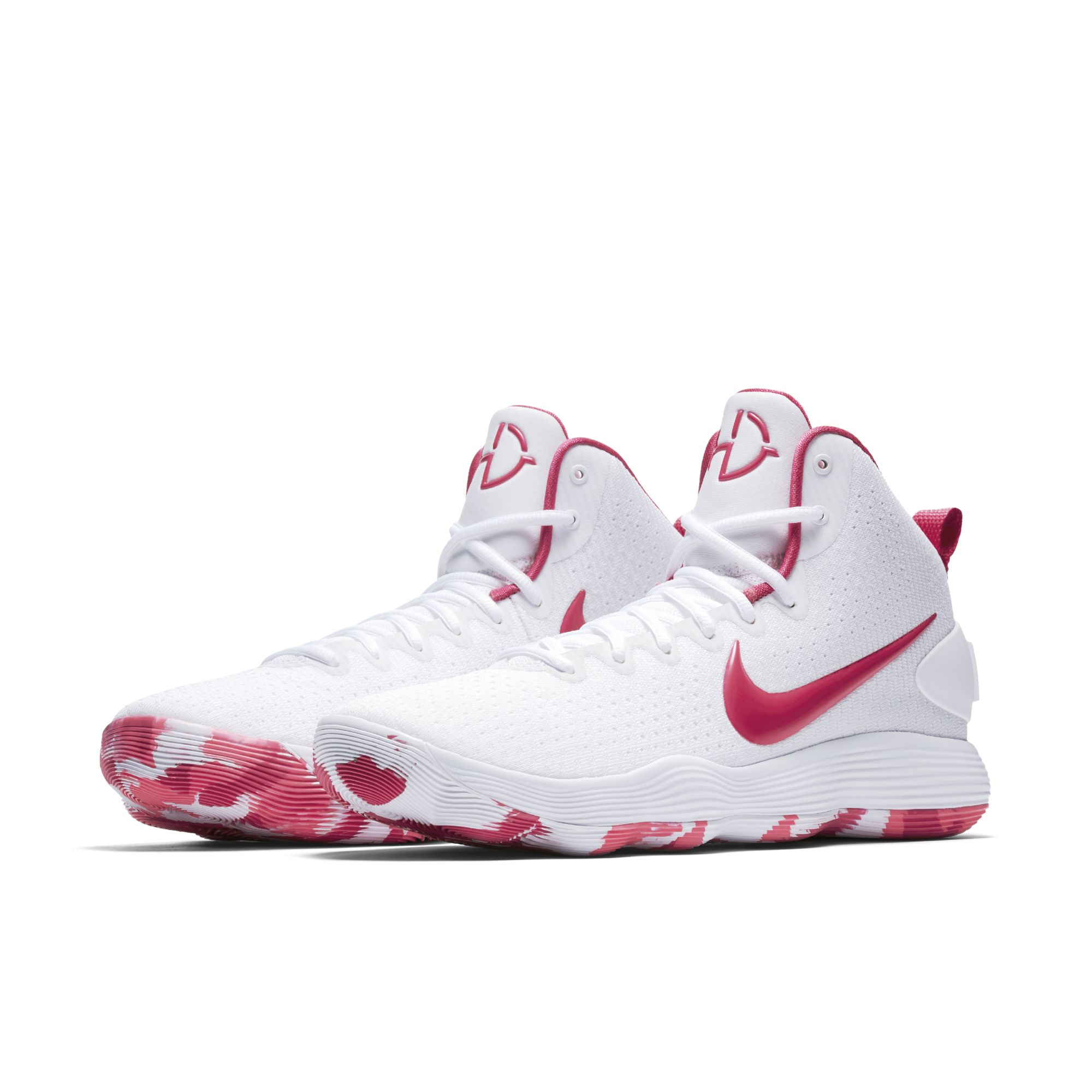 Cancer Awareness Basketball Shoes