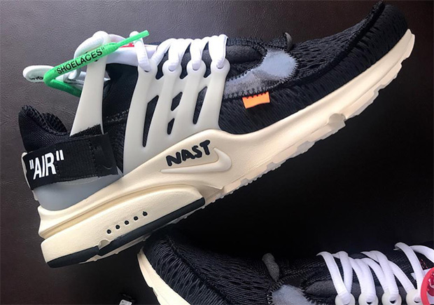 size 40 fc35f dd779 OFF WHITE's Next Collaboration with Nike is Revealed ...