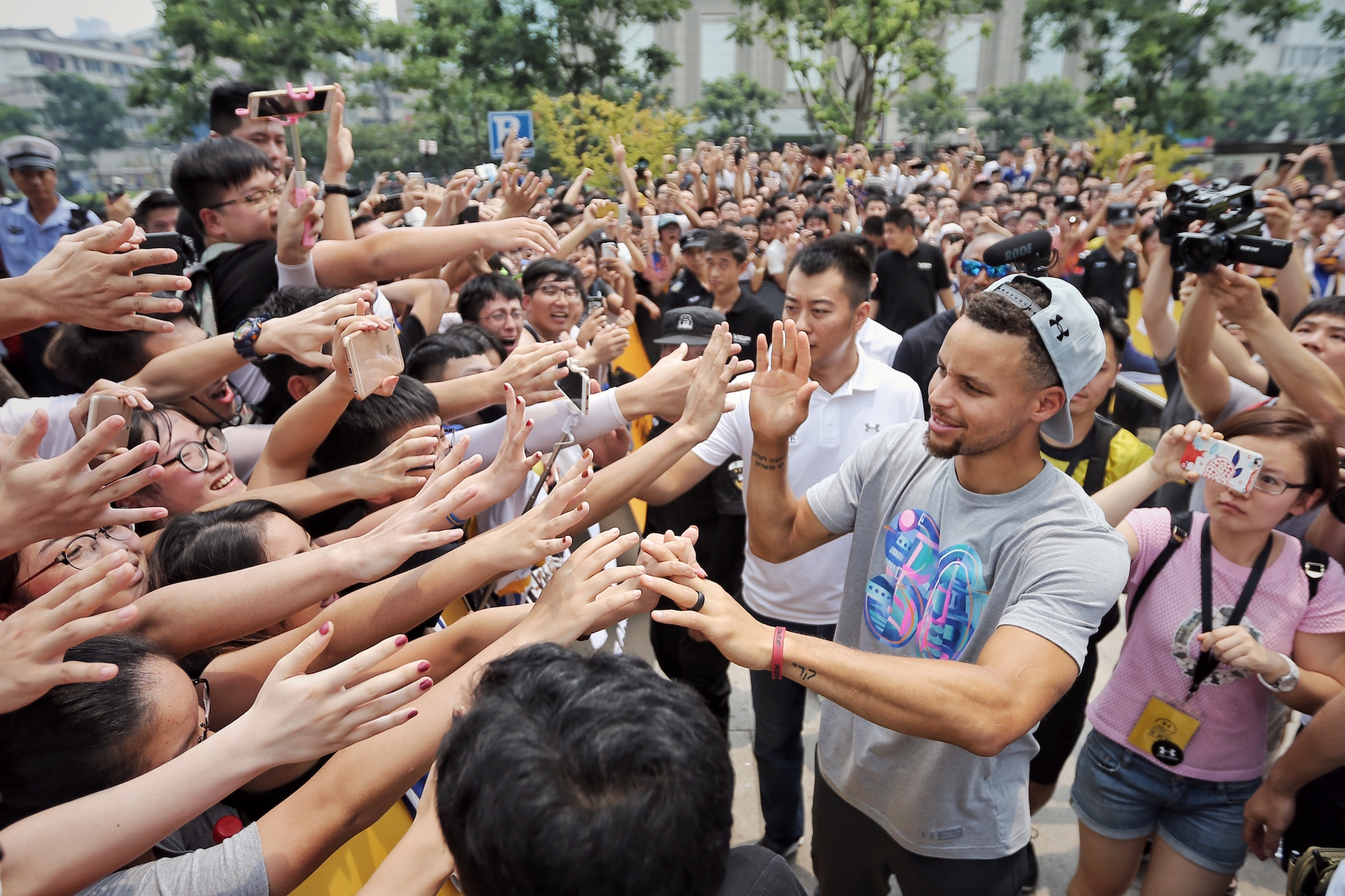 under armour stephen curry 2017 asia tour hangzhou 3