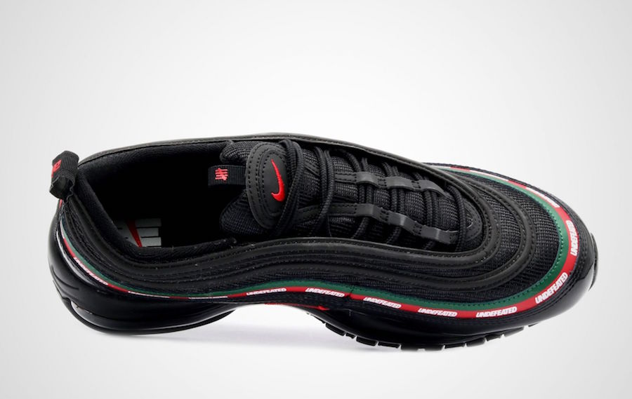 Nike Air Max 97 Righe Black.red kQHHnLm