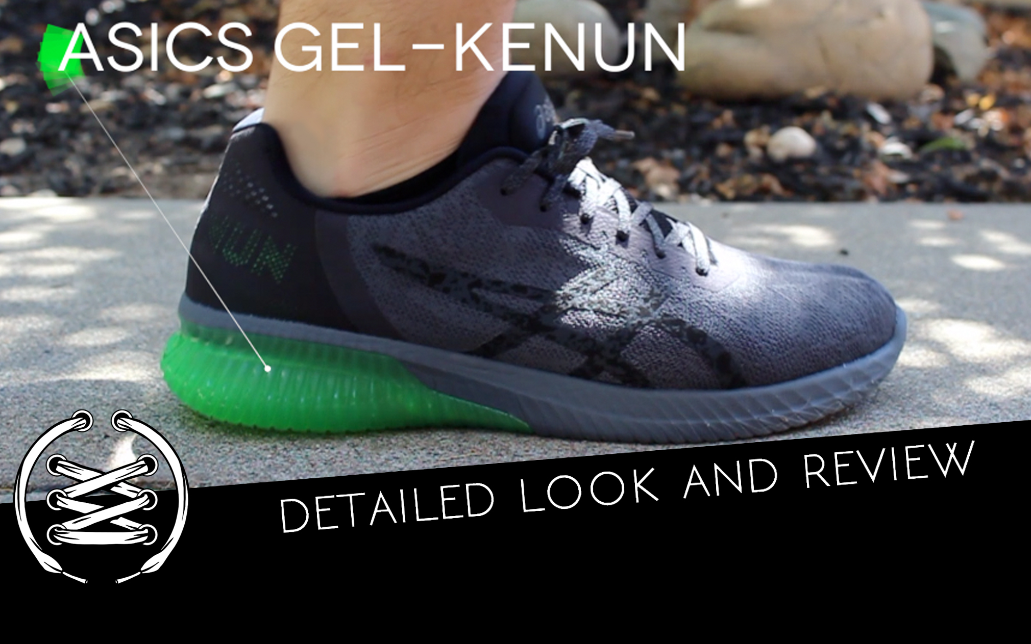 Asics Gel Kenun | Detailed Look and Review WearTesters