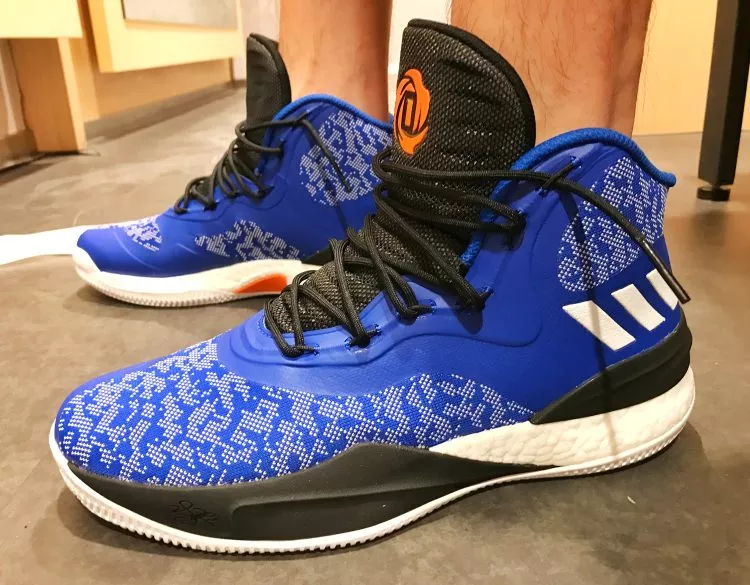 D Rose 8 Knicks 8