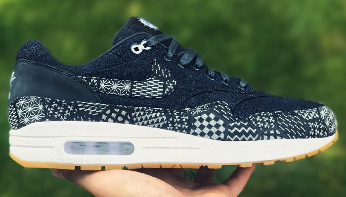 New 'Indigo Collection' Options Added on the NIKEiD Air Max