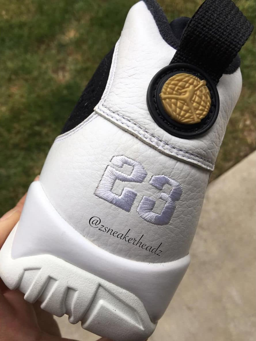 quality design 5ed16 3db45 Get an Early Look at This Air Jordan 9 Retro - WearTesters