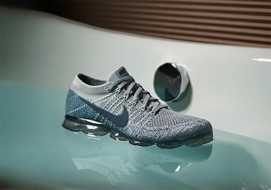 sneakers for cheap aaa8b f0e4d This Unreleased Nike Air VaporMax Sample Floats? - WearTesters