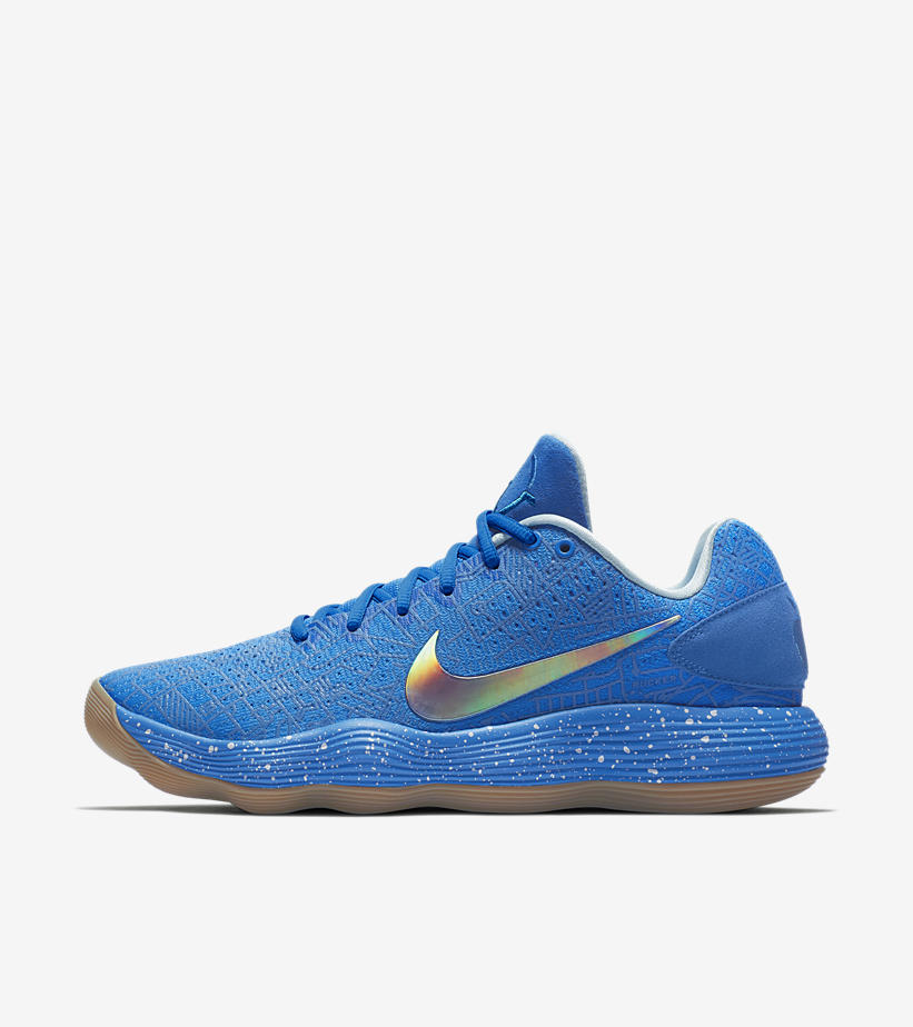 Release Details: Nike Hyperdunk 2017 Low 'New York vs. New ...