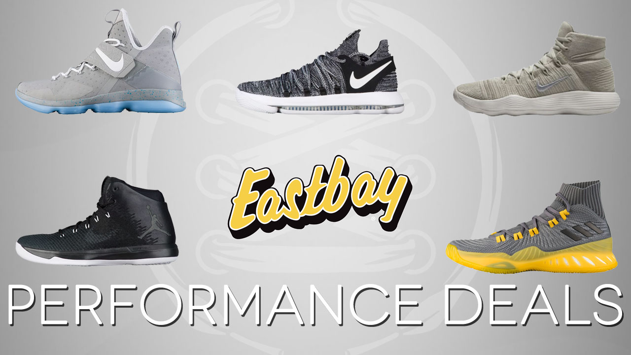 Discounted Basketball Shoes at @Eastbay