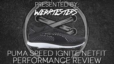 Puma Speed Ignite Netfit performance review