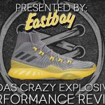 adidas Crazy Explosive 2017 Performance Review | Duke4005