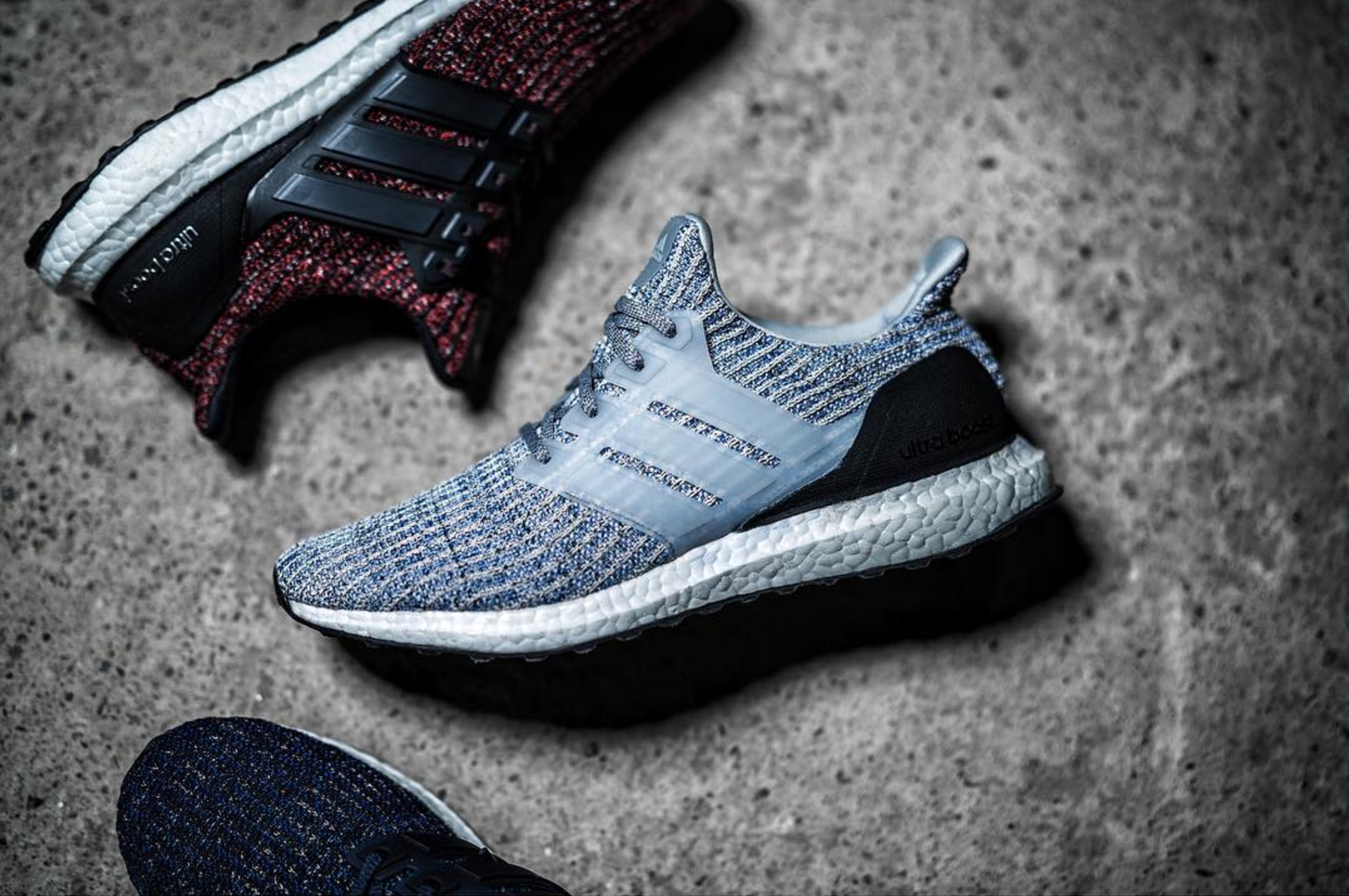 quality design 1386f f7168 The adidas UltraBoost 4.0 Surfaces - WearTesters