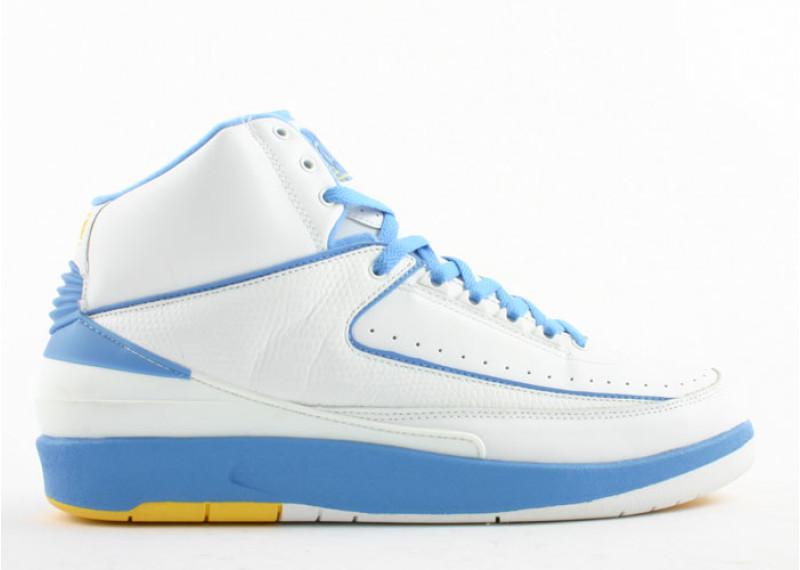 air-jordan-2-retro-carmelo-white-carolina-blue-varsity-maize 1