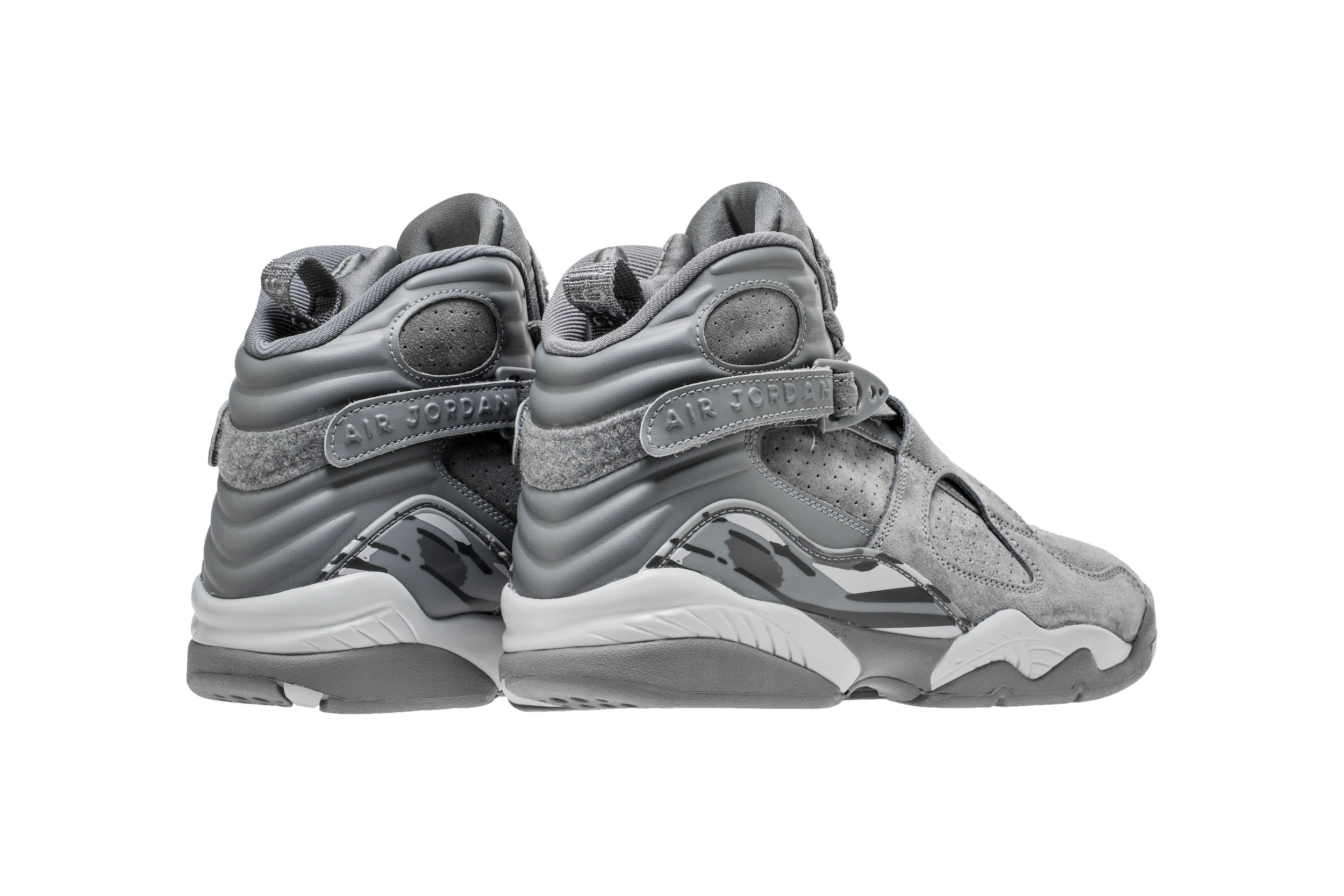 air jordan 8 retro cool grey 2