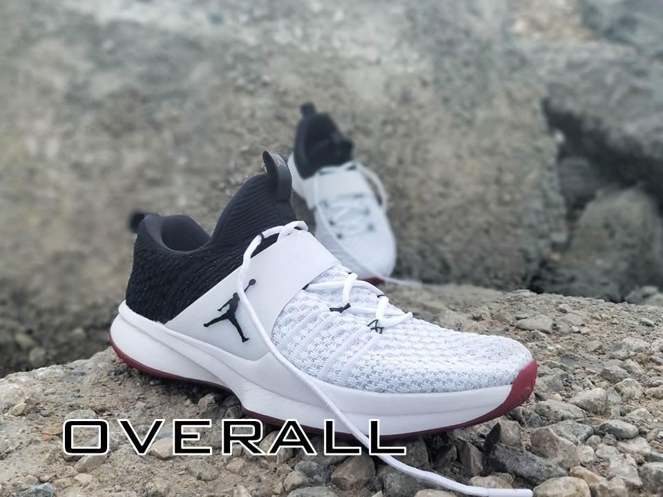 This might be the best Jordan shoe on the market, no lie. Killer fit, good  Zoom cushioning, materials are nice, and traction and support are both  above most ...
