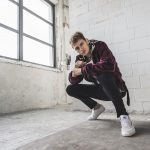 Machine Gun Kelly and Reebok Classic Debut Club C 'Overbranded' Campaign
