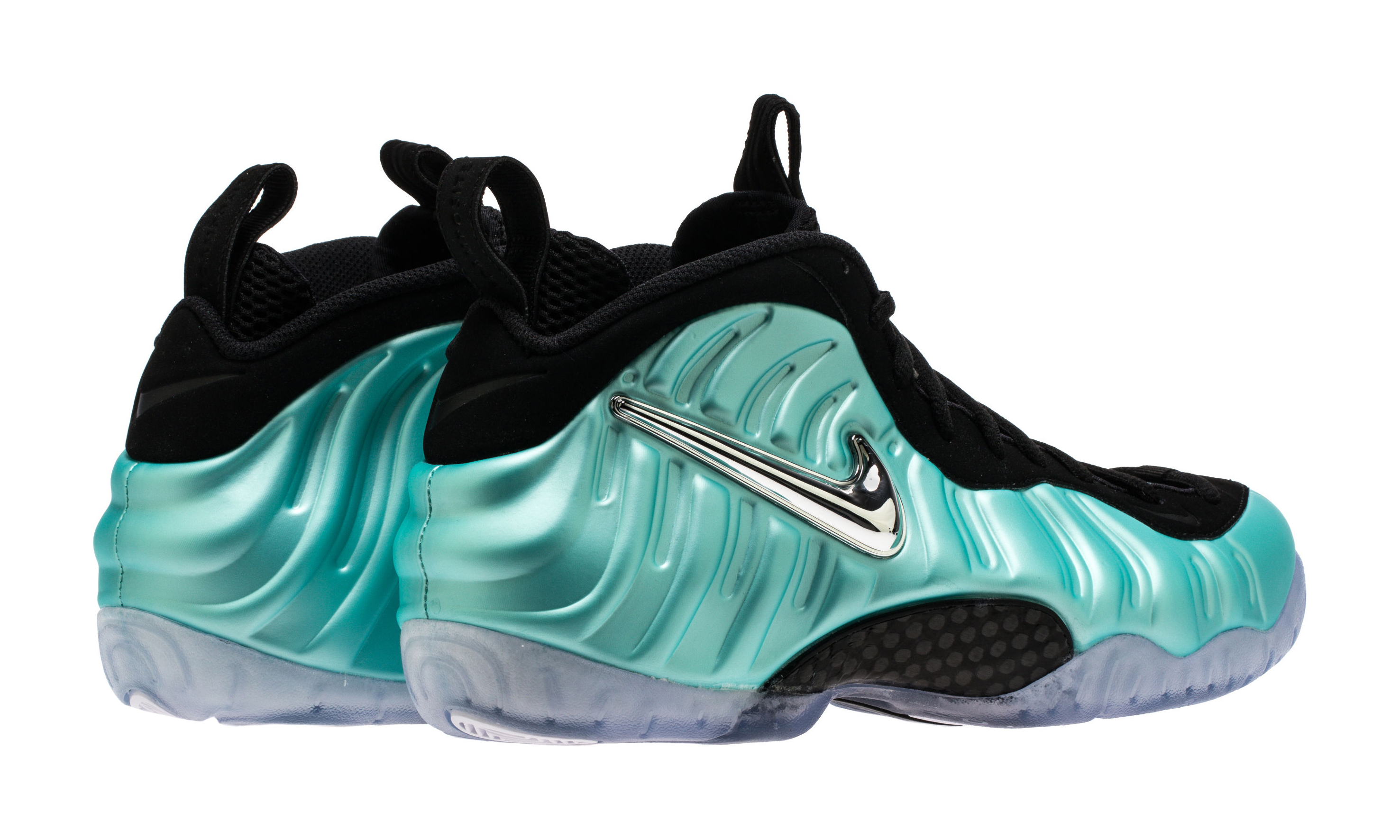 nike air foamposite pro island green 2