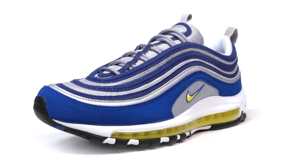 The Air Max 97 'Atlantic Blue' Launched Alongside a Familiar