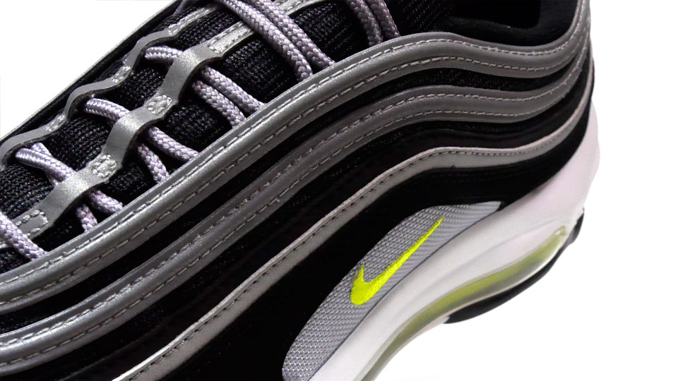 nike air max 97 neon black yellow silver 5 WearTesters