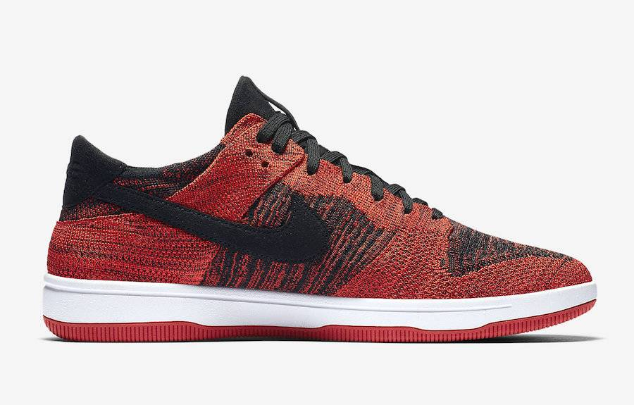 separation shoes f67aa 512f5 The Nike SB Dunk Low Flyknit is Coming in a 'Bred' Colorway ...