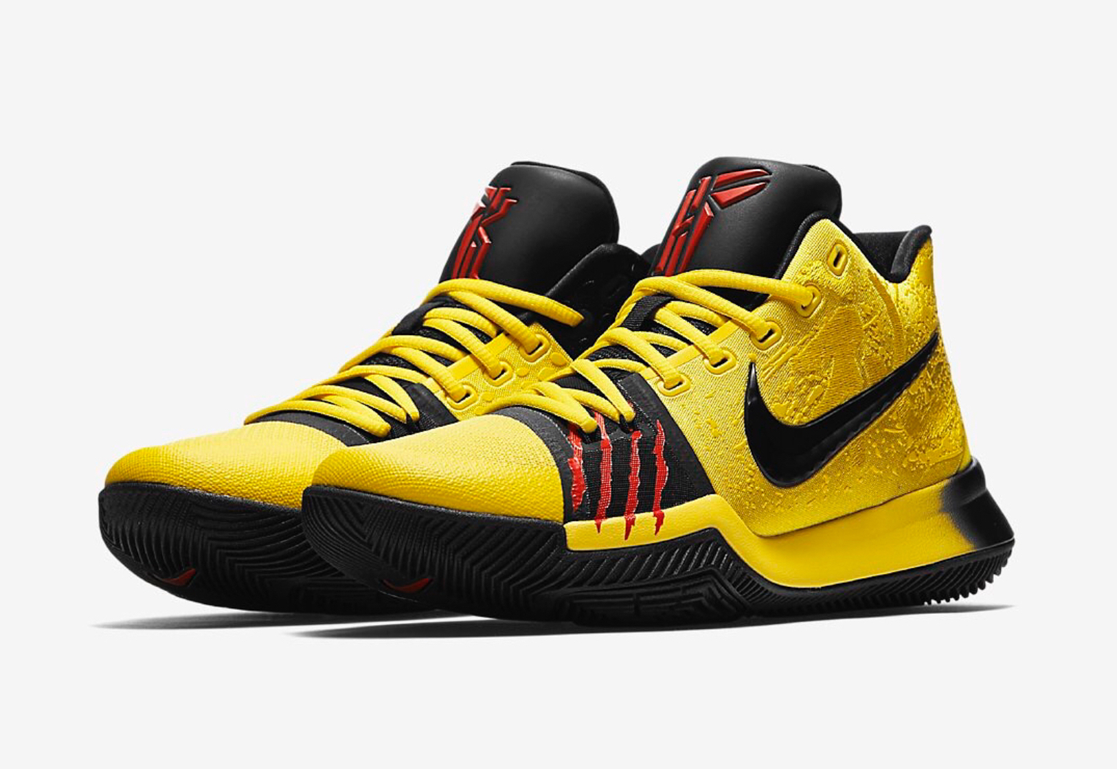 new concept 3784f f203c Mamba Mentality: Detailed Look at the Nike Kyrie 3 MM 'Bruce ...