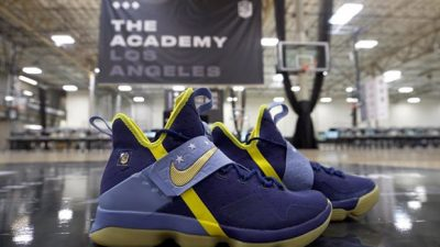 Check Out These Exclusive Nike Basketball Academy Colorways