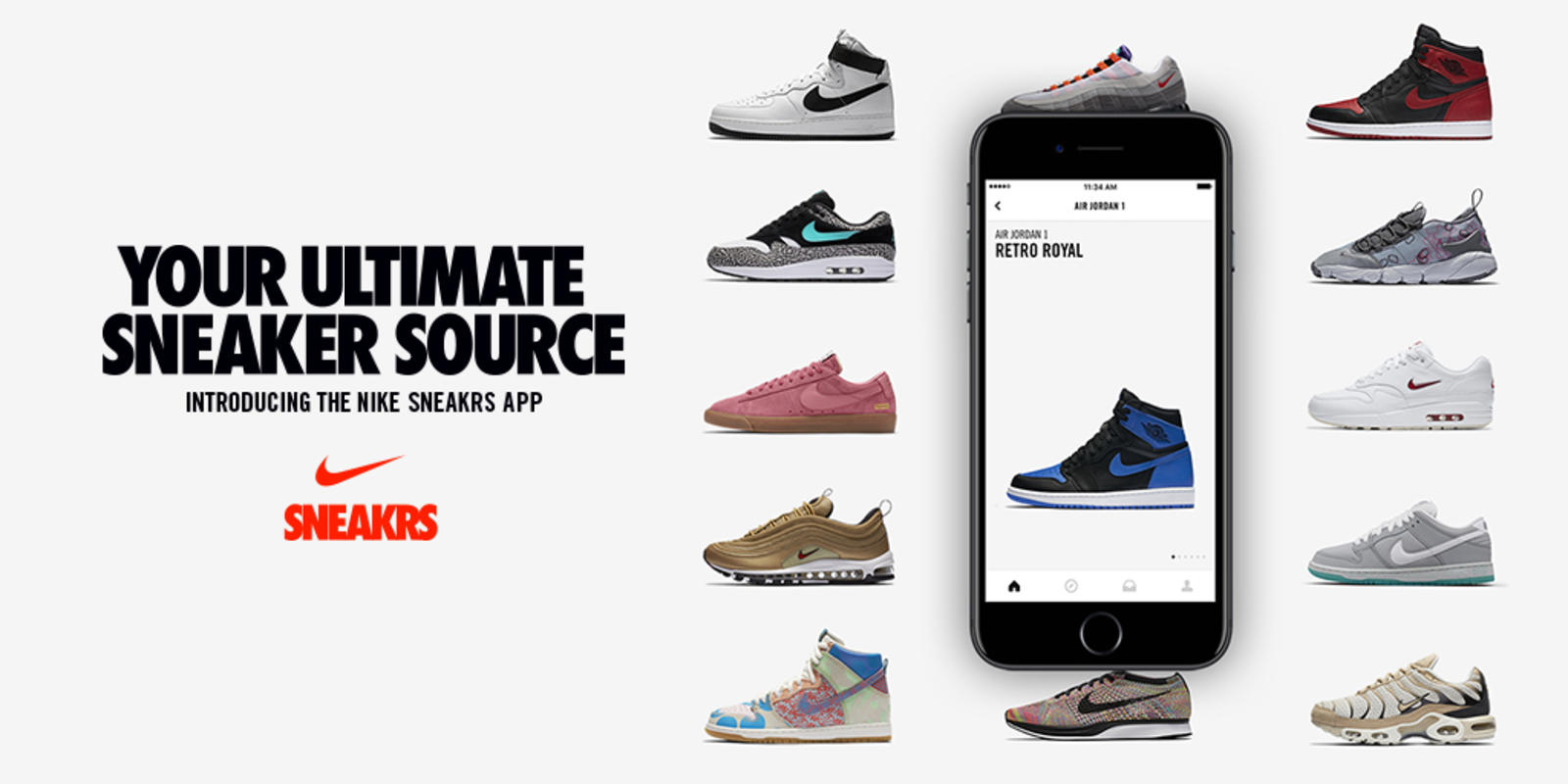 Disfrazado tubo respirador Alergia  The Nike SNEAKRS App Launches in Europe - WearTesters