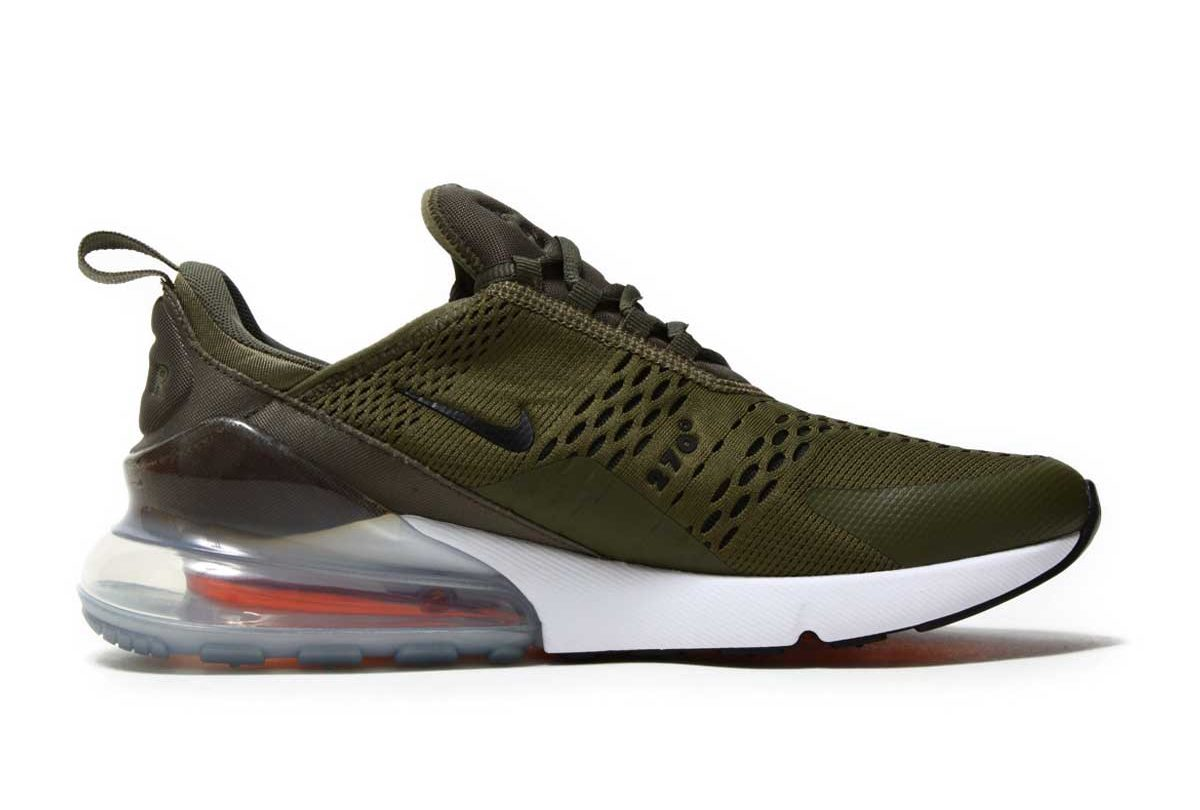 The Nike Air Max Does a 270° - WearTesters