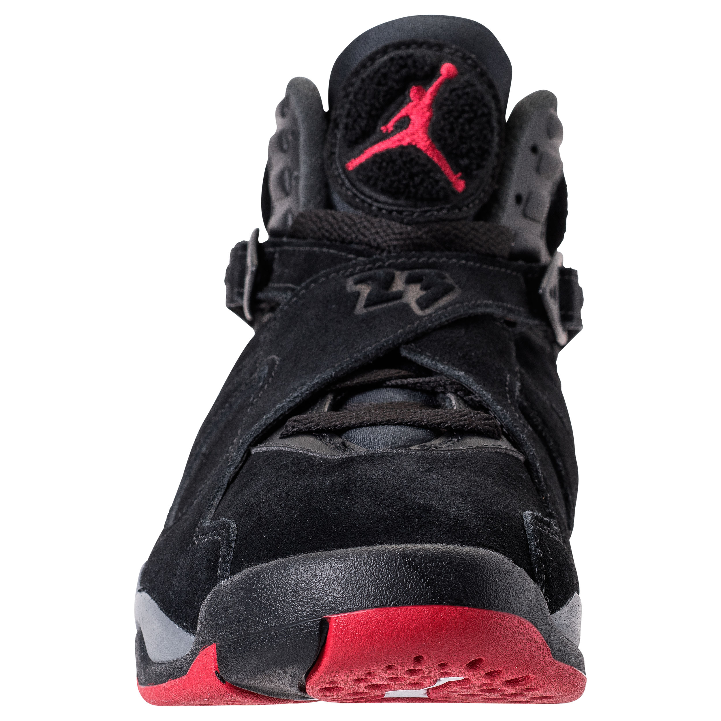 finest selection 2db6d b91e2 The Air Jordan 8 Retro in Black/Gym Red is Set to Debut ...