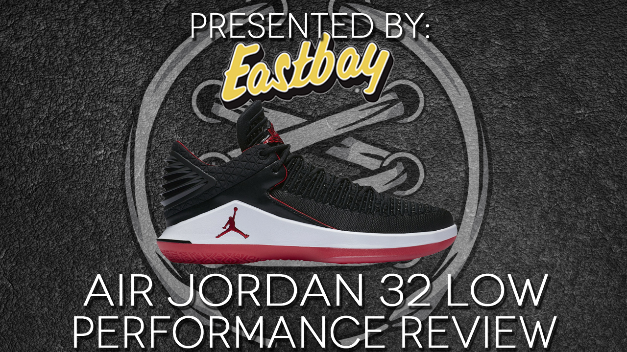 finest selection a0019 9bcde Air Jordan 32 Performance Review - WearTesters