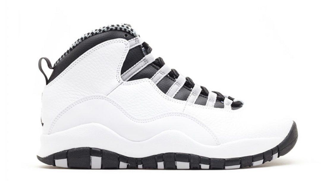 Air Jordan 10 Steel Getting a Release in 20181