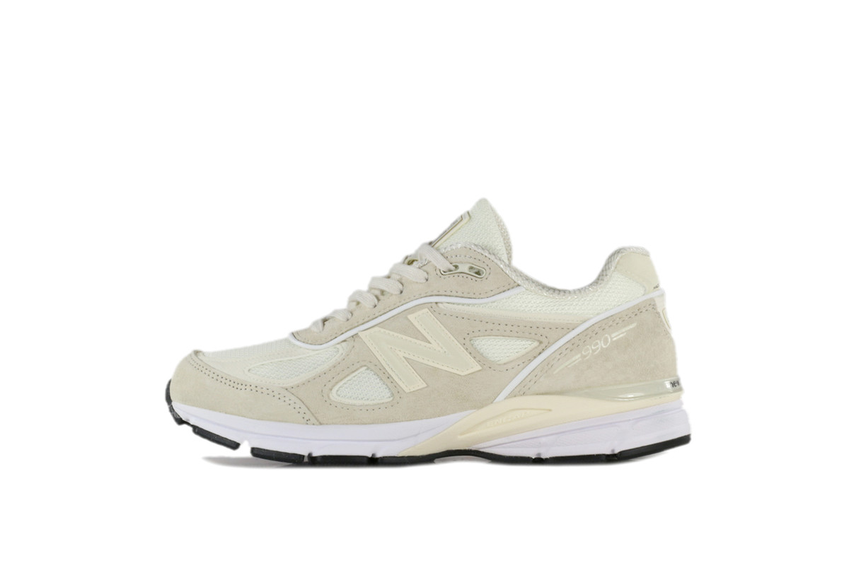 huge discount 1f57e 60a1a New Balance 990SC4 x Stussy Stussy Cream - Release Info ...